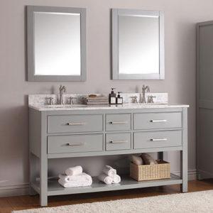 Bathroom Vanity Open Shelves bathroom vanities trends in 2016 - polaris home design