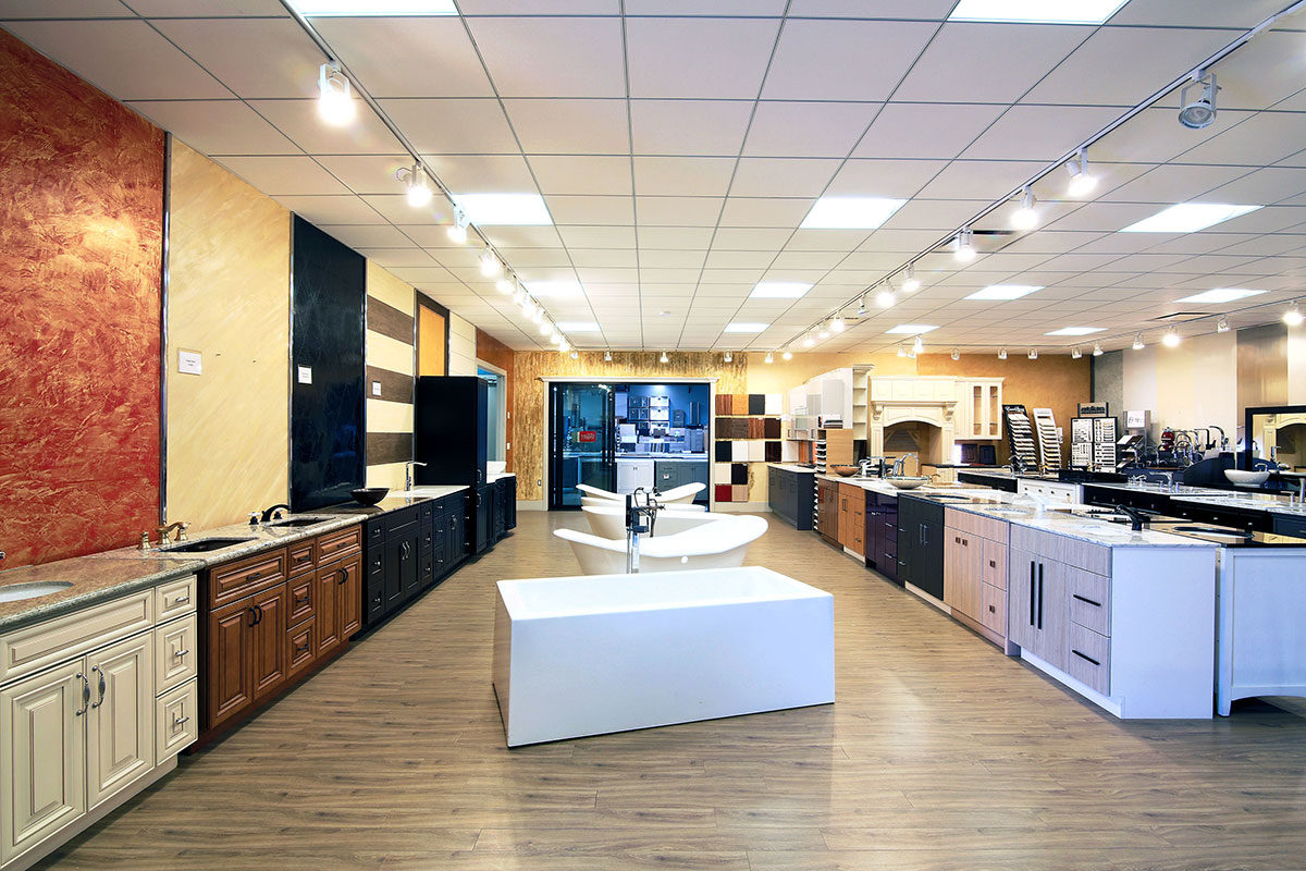 Bathroom Vanities Kitchen Cabinets Showroom North Hollywood