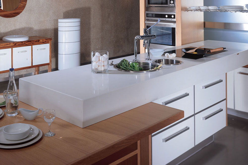 Best Countertop Options For Kitchen And Bathroom