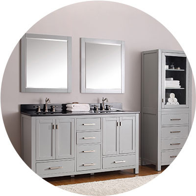 Bathroom vanities north hollywood bathroom vanities los - Bathroom cabinets los angeles ...