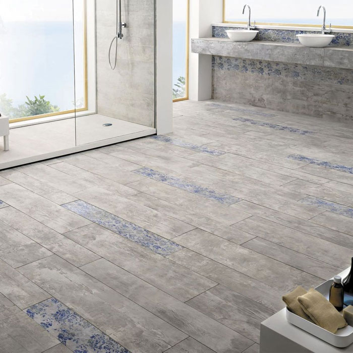 Laminate Flooring For Bathroom bathroom flooring buying guide carpetright info centre rhino champion argento stone tile effect vinyl flooring Bathroom Flooring