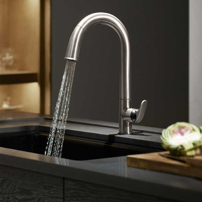 Captivating Kitchen Faucets