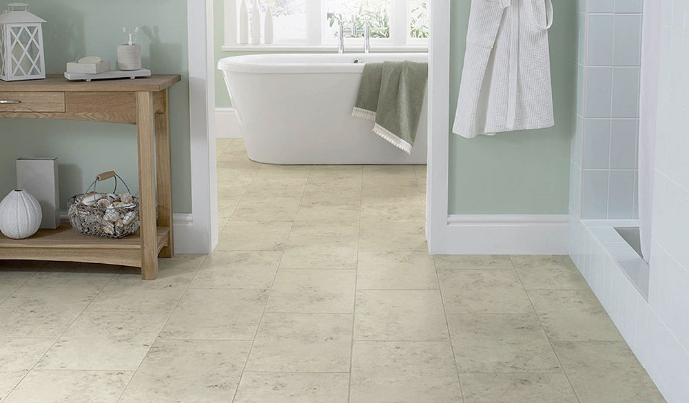 Bathroom Flooring Options - Polaris Home Design