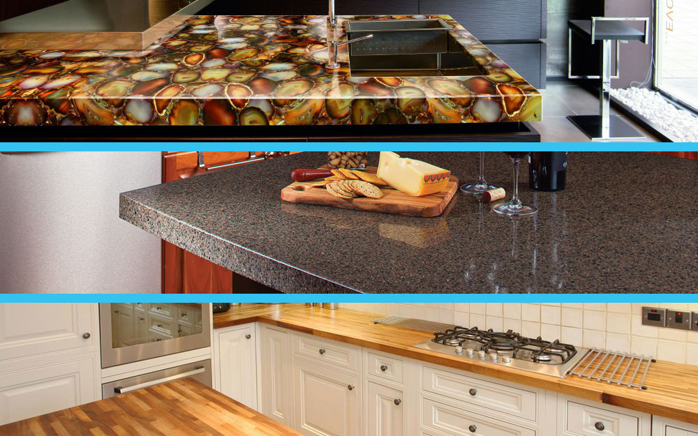 Affordable Kitchen Countertop Options Polaris Home Design