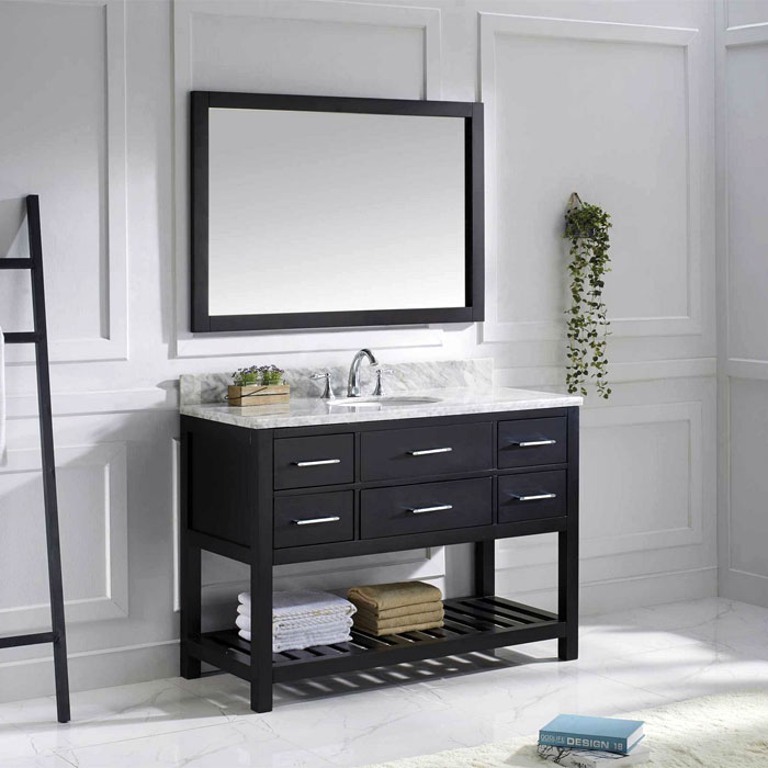 Modern Bathroom Vanity Sink bathroom vanities north hollywood, bathroom vanities los angeles