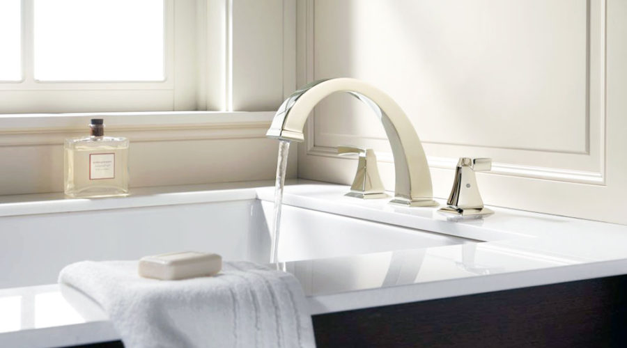 When Youu0027re Installing A Brand New Bathtub In Your Home You Donu0027t Want To  Reuse Your Old Faucet. Doing A Full Bathtub Install Is The Best Time To  Update To ...
