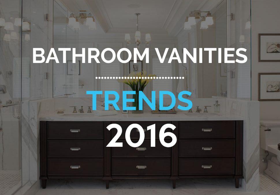 Bathroom Vanities Trends In 2016 Polaris Home Design
