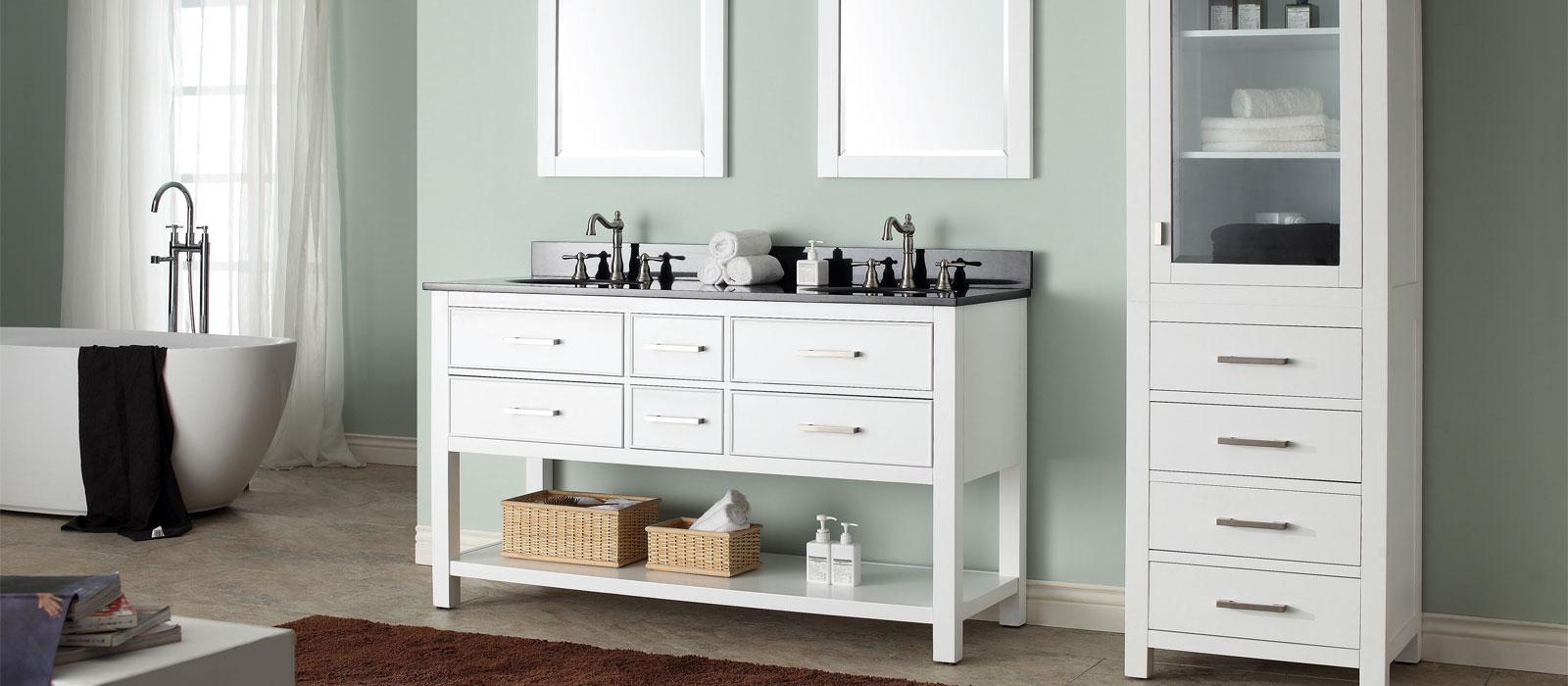 bathroom vanities north hollywood - polaris home design