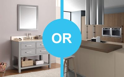 Bathroom or Kitchens Remodeling First?