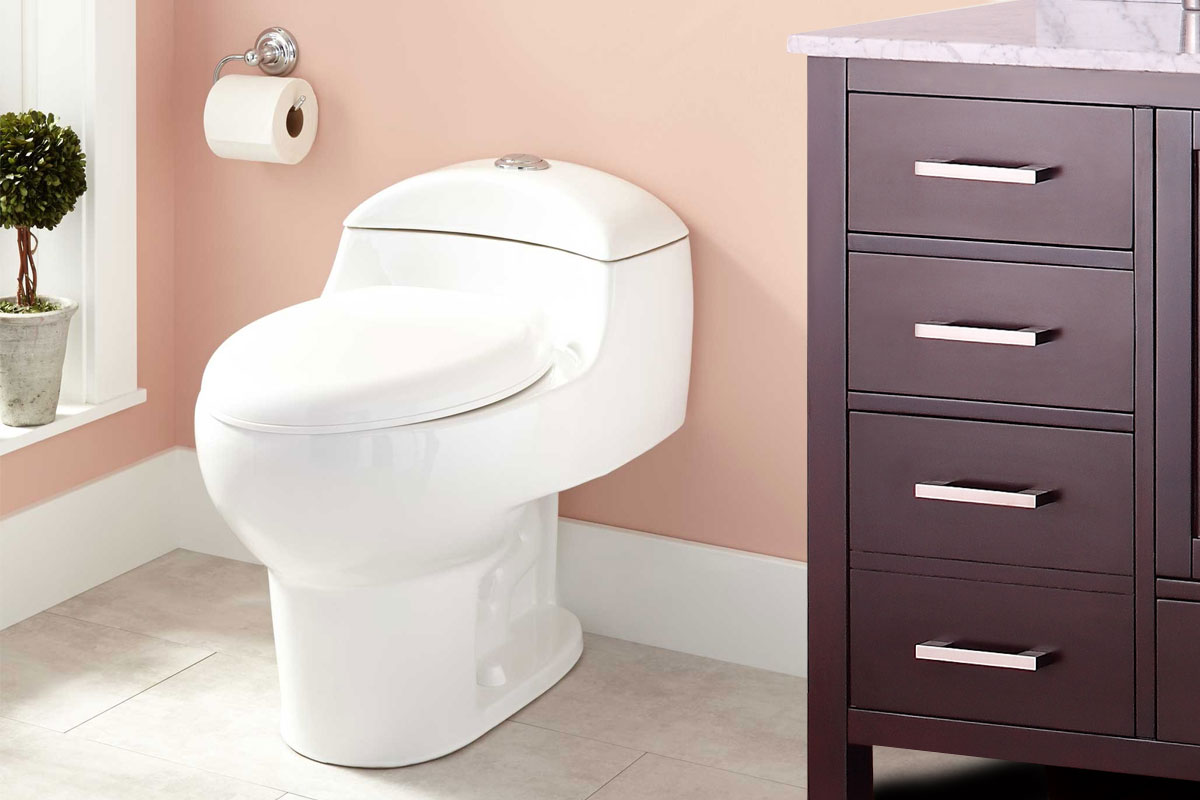 Polaris Home Design showroom has everything that you could want to remodel your bathroom and replace your toilet. We carry free standing toilets, ...