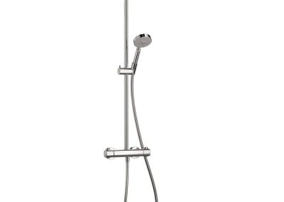 Wall Mounted Shower Systems
