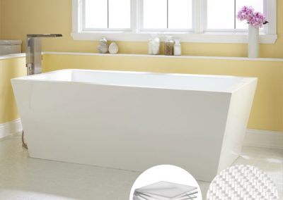 Acrylic & Fiberglass Bathtubs