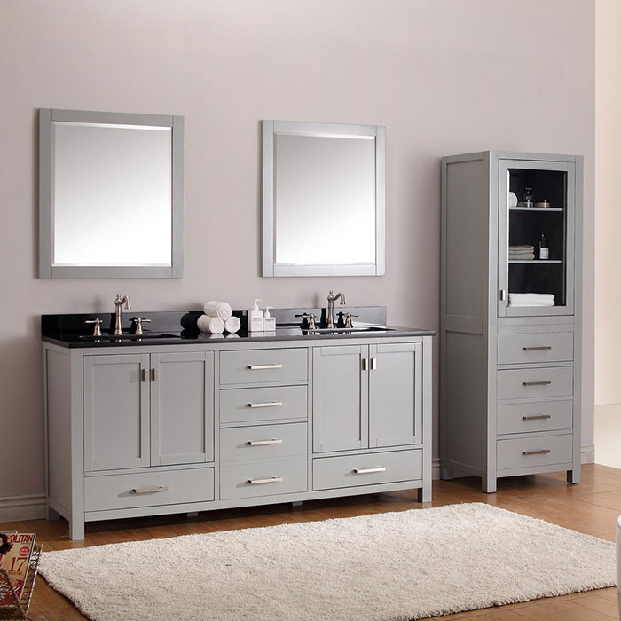 Bon Double Bathroom Vanities