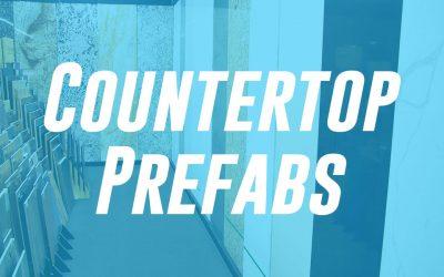 Countertop Prefabs Now Available at Polaris