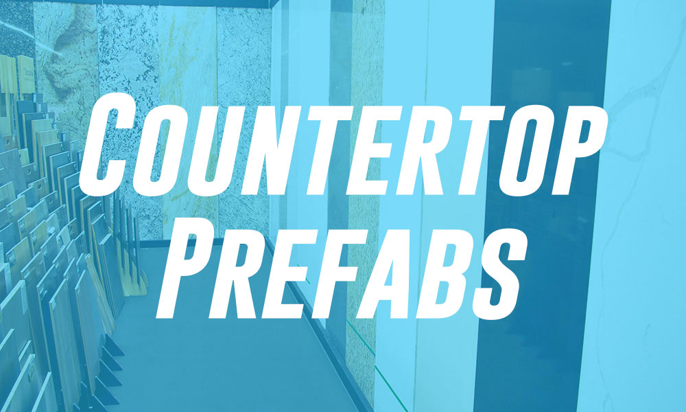 Countertop Prefabs Now Available at Polaris