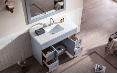 Polaris Expands Their Range with Custom Bathroom Vanities