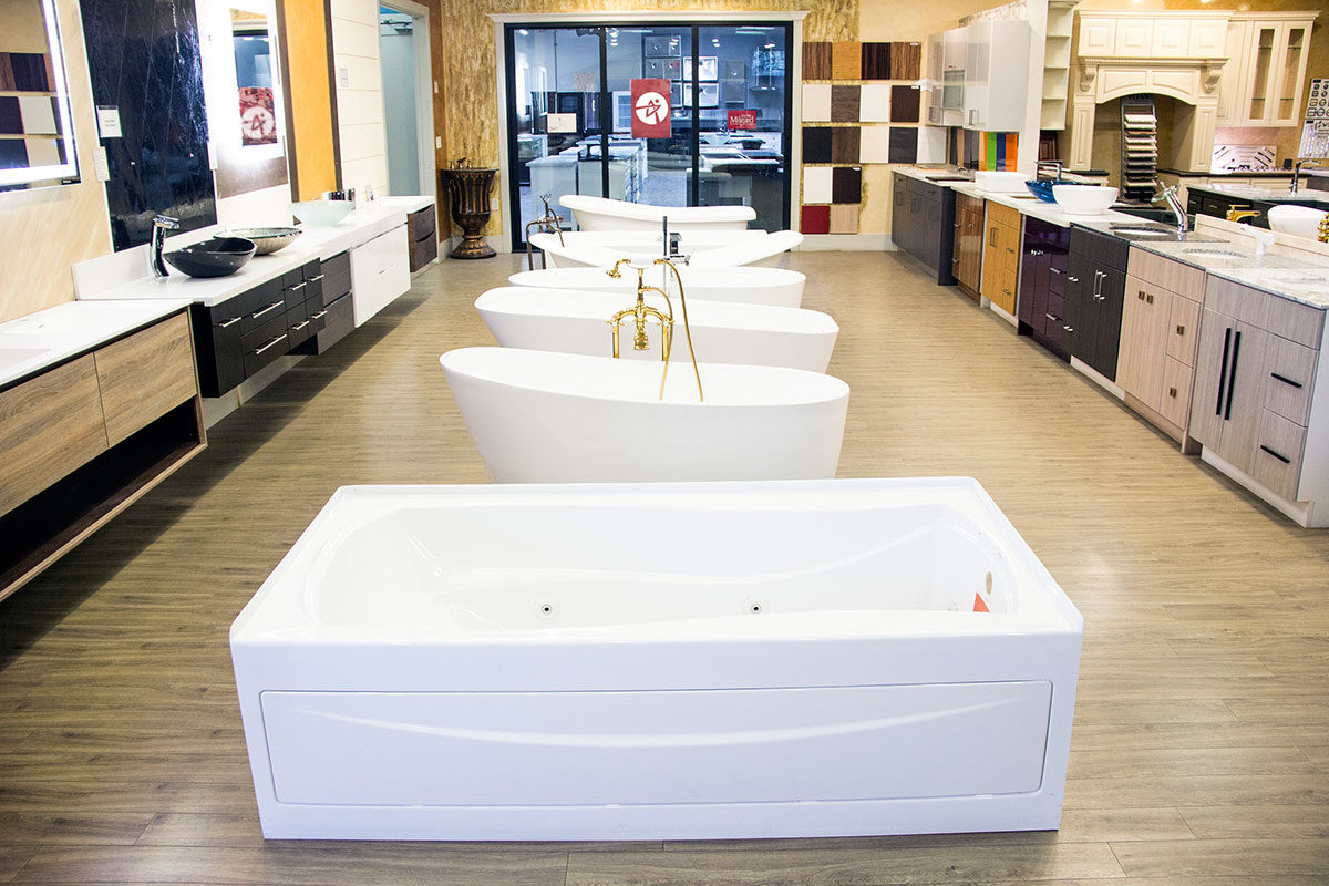 Bathtubs Los Angeles | Polaris Home Design