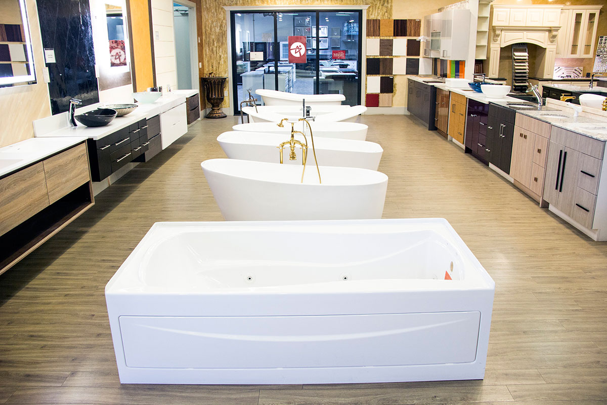 Bathtubs Showroom Los Angeles - Bathtub Ideas