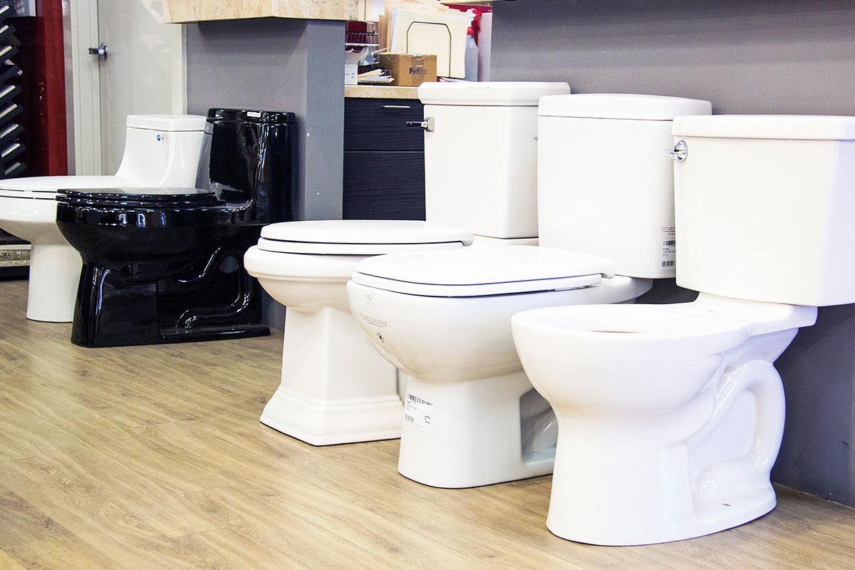 Bathroom Toilets Los Angeles | Polaris Home Design