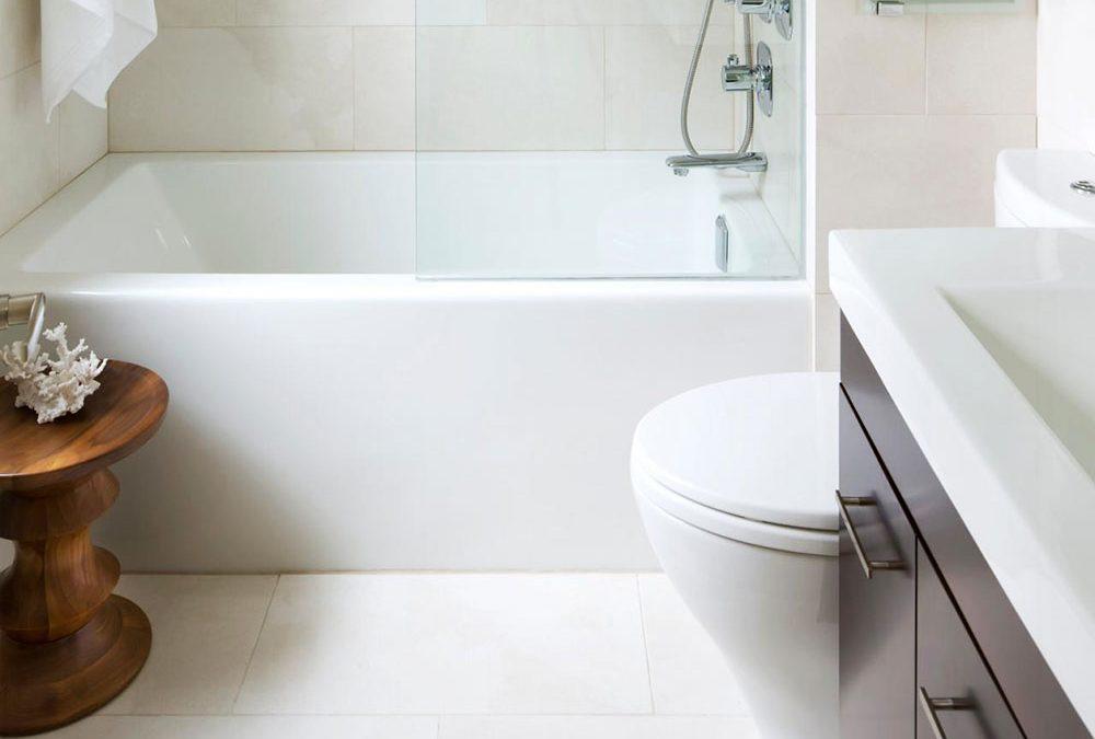 Big Designs for Small Bathroom Spaces