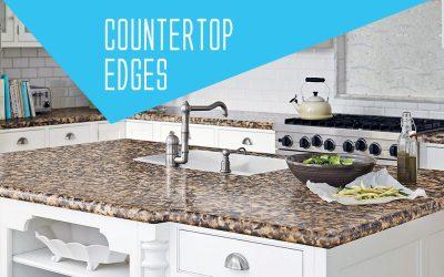 Kitchen Countertop Edges Options