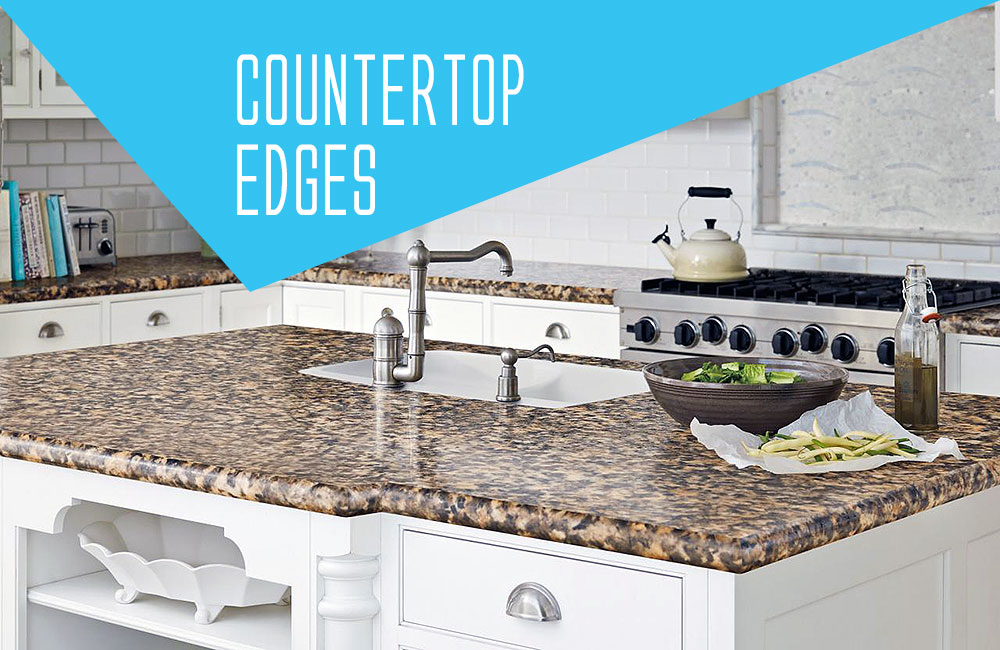 Kitchen Countertop Edges Options