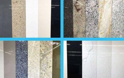 Custom Quartz Tops for Bathrooms and Kitchens