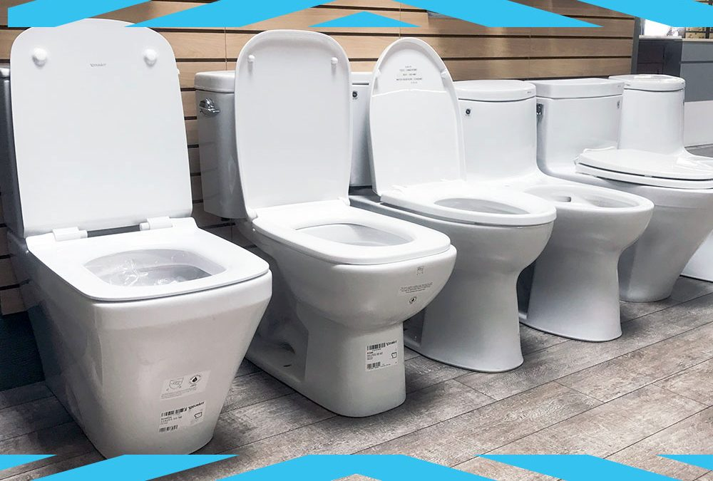 New Range of Stylish Toilets for Sale at Polaris