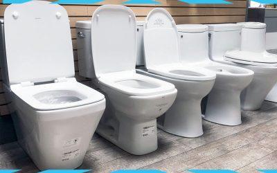 New Range of Stylish Toilets for Sale at Polaris