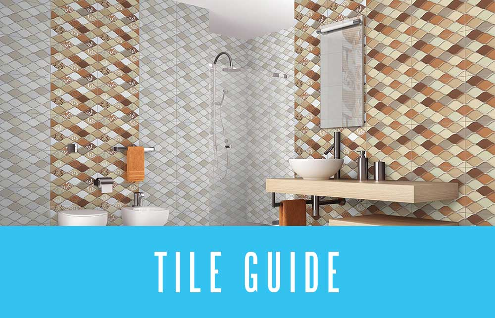 Popular Tile Designs and Sizes