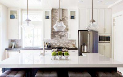 Kitchen Quartz Countertops for 2018 Makeover