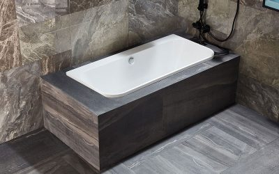 The Elegance & Distinction of Drop-In Bathtubs