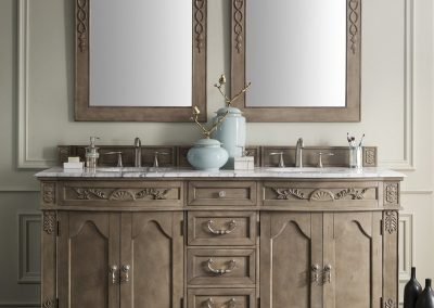 Amalfi Classico 72 Double Bathroom Vanity (2)