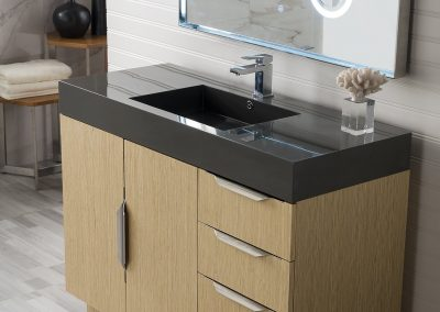 Bainbridge 48 Single Vanity, Tribeca Oak