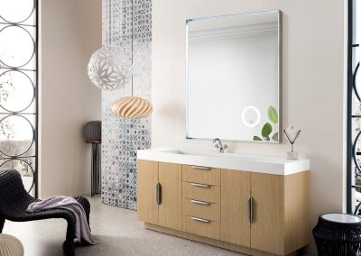 Bainbridge 72 Single Vanity, Tribeca Oak