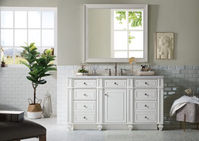 Bristol 60 Double Bathroom Vanity