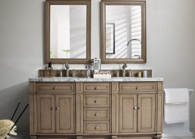 Bristol 72 Double Bathroom Vanity