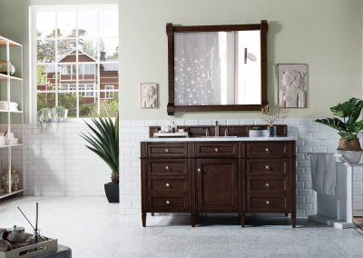 Brittany 60 Single Bathroom Vanity