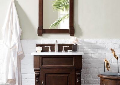 Brookfield 26 Single Bathroom Vanity