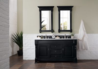 Brookfield 60 Double Bathroom Vanity