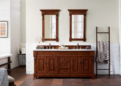 Brookfield 72 Double Bathroom Vanity