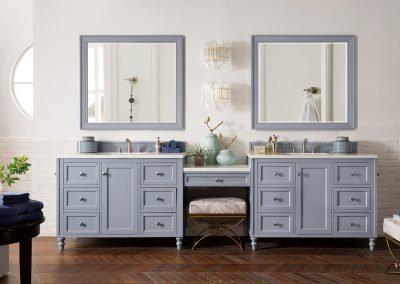 Copper Cove Encore 122 Double Bathroom Vanity