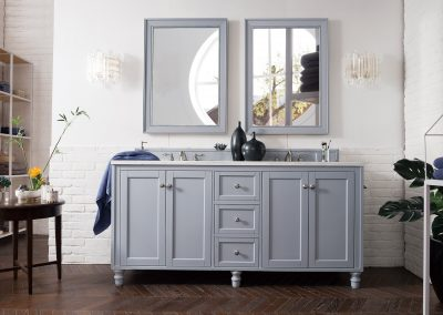 Copper Cove Encore 72 Double Bathroom Vanity