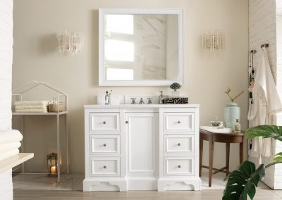 De Soto 48 Single Bathroom Vanity