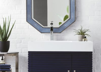 Linear 36 Single Vanity, Victory Blue