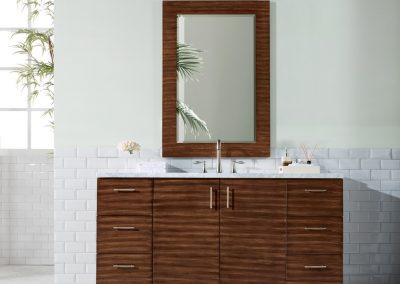 Metropolitan 60 Single Bathroom Vanity
