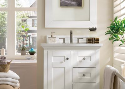Palisades 30 Single Bathroom Vanity