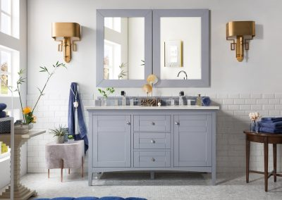 Palisades 60 Double Bathroom Vanity