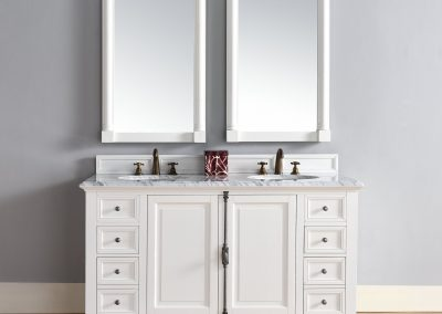 Providence 60 Double Bathroom Vanity