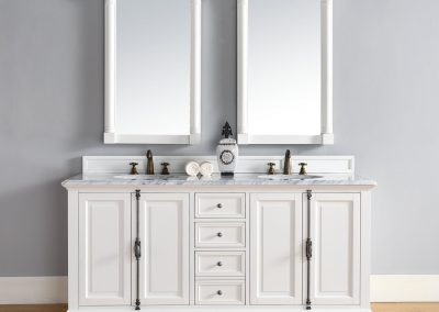 Providence 72 Double Bathroom Vanity